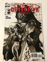Detective Comics #837 (2007) NM- 9.2 Bianchi Batman Harley Quinn Joker cover
