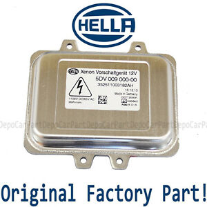 NEW OEM Hella BMW 5 7 Series E60 E61 E65 X5 X6 Xenon Headlight Ballast 6937223