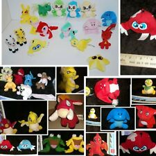 LOT of 38 McDonalds Neopets Plush Lot 2004 2005 All different