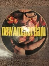 "Elvis Costello - New Amsterdam picture disc 7"" punk power pop"