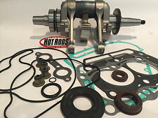 Sportsman 700 800 Hotrods Bottom End Crank Bearings Gaskets Seals Rebuild Kit