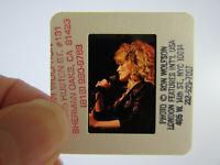 Original Press Photo Slide Negative - Dolly Parton - 1980's/1990's - J