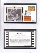GB 1995 Greetings Stamps Benham silk Series The Kiss (3) Unadressed FDC