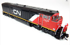 RAPIDO 1/160 N SCALE CN NO STRIPES DASH 8-4CM LOCOMOTIVE #2434 DCC/SOUND 540514