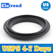 US 52mm Reverse Mount Macro Adapter Ring for Nikon D750 D810 D850 D700 D3400