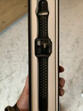 Apple Watch Nike+ 42mm Needs Screen Fix Black/Cool Gray - (MNYY2LL/A)