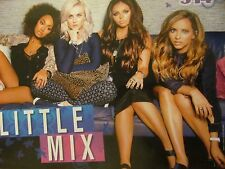 Little Mix, Niall Horan, One Direction, Double Full Page Pinup