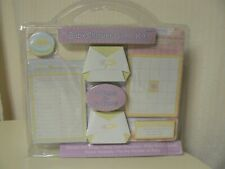 Amscan Baby Shower Game Kit 5 Games For 12 Guests Bingo Charades