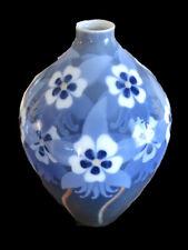 Bing & Grondahl Artist Signed Vase