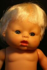 HORSMAN -THUMBELINA  Doll - Blonde Hair - Blue O/C Eyes - Musical - 11""
