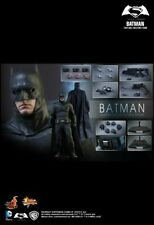 Hot Toys MMS342E Special Edition BVS Batman Sniper Rifle Tech Cowl Exclusive