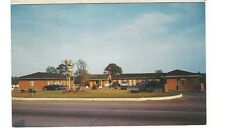 1950's postcard - Ches-Mar Motel, U.S. Highway 40, 6 miles East of Baltimore