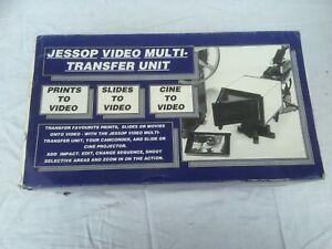Jessops Prints Slides Cine film prism multi transfer unit.