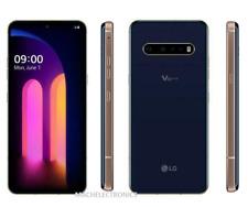 LG V60 ThinQ 5G LMV600TM - 128GB - Classy Blue (T-Mobile) (Single SIM)  A++