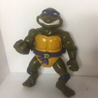 Vintage Teenage Mutant Ninja Turtles 'DONATELLO' Storage Shell Figure TMNT 1990