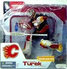 McFarlane Sports NHL Hockey Series 3 Roman Turek Variant Action Figure New 2003