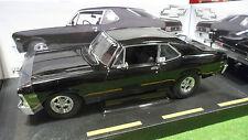 CHEVROLET NOVA SS 396 PRO STREET 1968 1/18 GMP 8025 voiture miniature collection