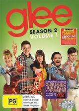 Glee : Season 2 : Vol 1 (DVD, 2011, 3-Disc Set)  REG 4...NEW & SEALED   D3337
