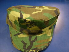 US MARINE CORPS USMC ERDL CAMO CAMOUFLAGE 8 POINT COVER CAP HAT