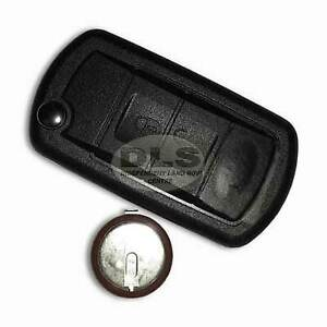 Alarm Remote Key Fob Casing Kit Land Rover Discovery 3,RR.Sport to`09 (LR088260)