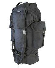 Cadet Rucksack 60 Litre - Black Rucksack / Military / Cadet / Backpack