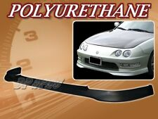 FOR 98-01 ACURA INTEGRA T-R POLY URETHANE PU FRONT BUMPER LIP SPOILER BODY KIT