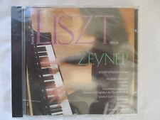 SANTA BARBARA  LISZT ALBUM - ZEYNEP UCBASARAN PIANO CD - BRAND NEW CD
