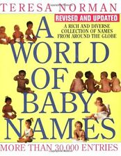 World of Baby Names: A Rich and Diverse Collection