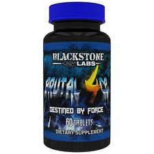 Blackstone Labs BRUTAL 4CE / DHEA / Muscle Mass / Libido / Strength / 60 Tablets