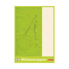 Herlitz Millimeterpapier / 25 Blatt / DIN A4