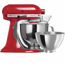 KitchenAid KSM160 300W Artisan Stand Mixer - Empire Red