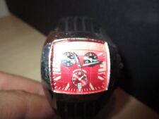 RELOJ LOTUS EN COLOR ROJO DE BUENA CALIDAD / LOTUS WATCH IN GOOD QUALITY RED
