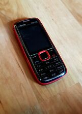 Nokia Xpressmusic 5130 in Red (Defective)