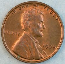 1935 P Lincoln Wheat Cent UNCIRCULATED BU UNC FAST S&H 34039