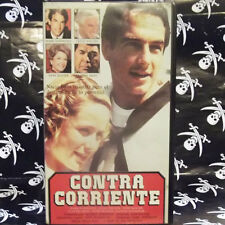 CONTRA CORRIENTE (Dan Haller) VHS . Mark Hammond, Leslie Nilsen, Anne Baxter