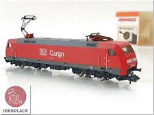 N 1:160 escala locomotive locomotora trenes Arnold 2499 BR 152 DB Cargo <