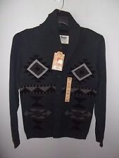 URBAN PIPELINE - MEN - SWEATER - AZTEC BLUE - SIZE SMALL   (AC-24-394x2)