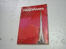 PORSCHE PANORAMA MAGAZINE Aug 1987 956 962 LeMans Racing 911 Carrera Restoration