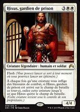 MTG Magic ORI - Hixus, Prison Warden/Hixus, gardien de prison, French/VF