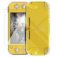 Protective Transparent Case Cover With Shock-Absorption for Nintendo Switch Lite