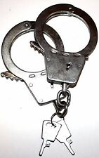 Russian Police original handcuffs BRS-2 (galvanized) with two key