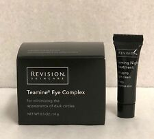 Revision Skincare Teamine Eye Complex with Firming Night Treatment Sample