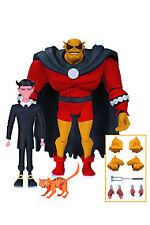 Batman SEP150338 Animated Series Etrigan With Klarion Action Figure
