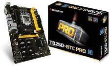 Biostar TB250-BTC Pro Ver. 6.x Intel B250 LGA 1151 (Zócalo H4) ATX - Placa Base