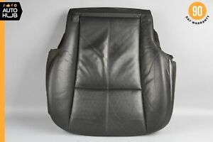 07-09 Mercedes W221 S550 S450 Front Left Driver Side Lower Seat Cushion Black