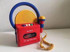 Sony TCM-4300 My First Sony Cassette Recorder