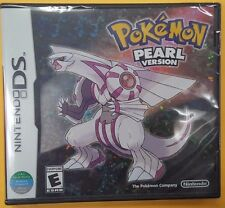 Pokemon Pearl Version -- Nintendo DS--- Brand NEW