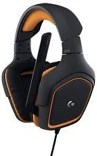 Logitech G231 Gaming Headset (Black/Orange)