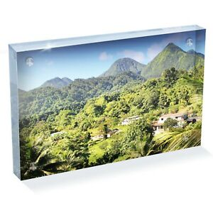 """Awesome Dominican Republic Photo Block 6 x 4"""" - Desk Art Office Gift #16246"""