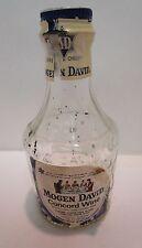 Mogen David Concord Wine Empty Bottle Vintage Wine Bottle